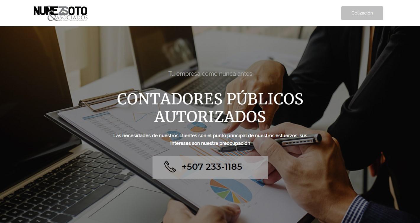 Proyecto Nuñez Soto & Asociados