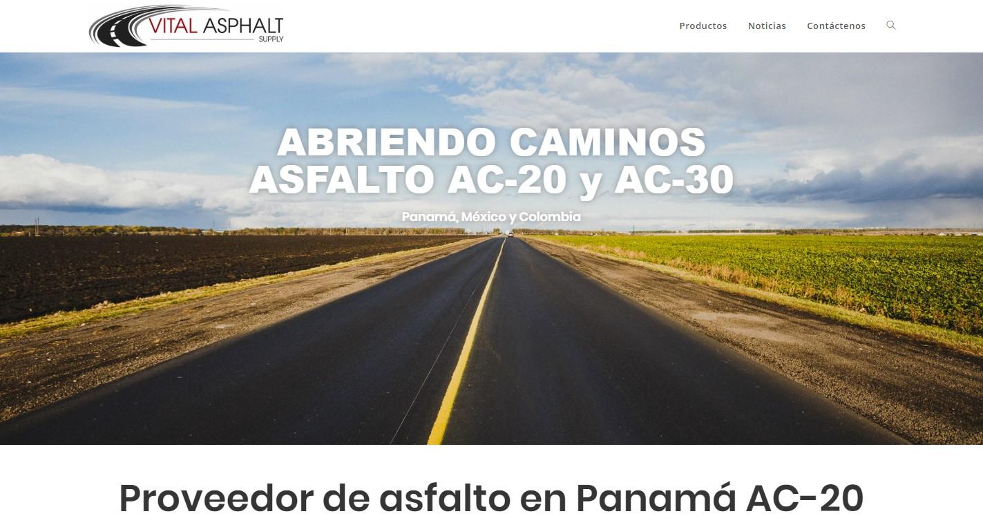 Proyecto Vital Asphalt Supply