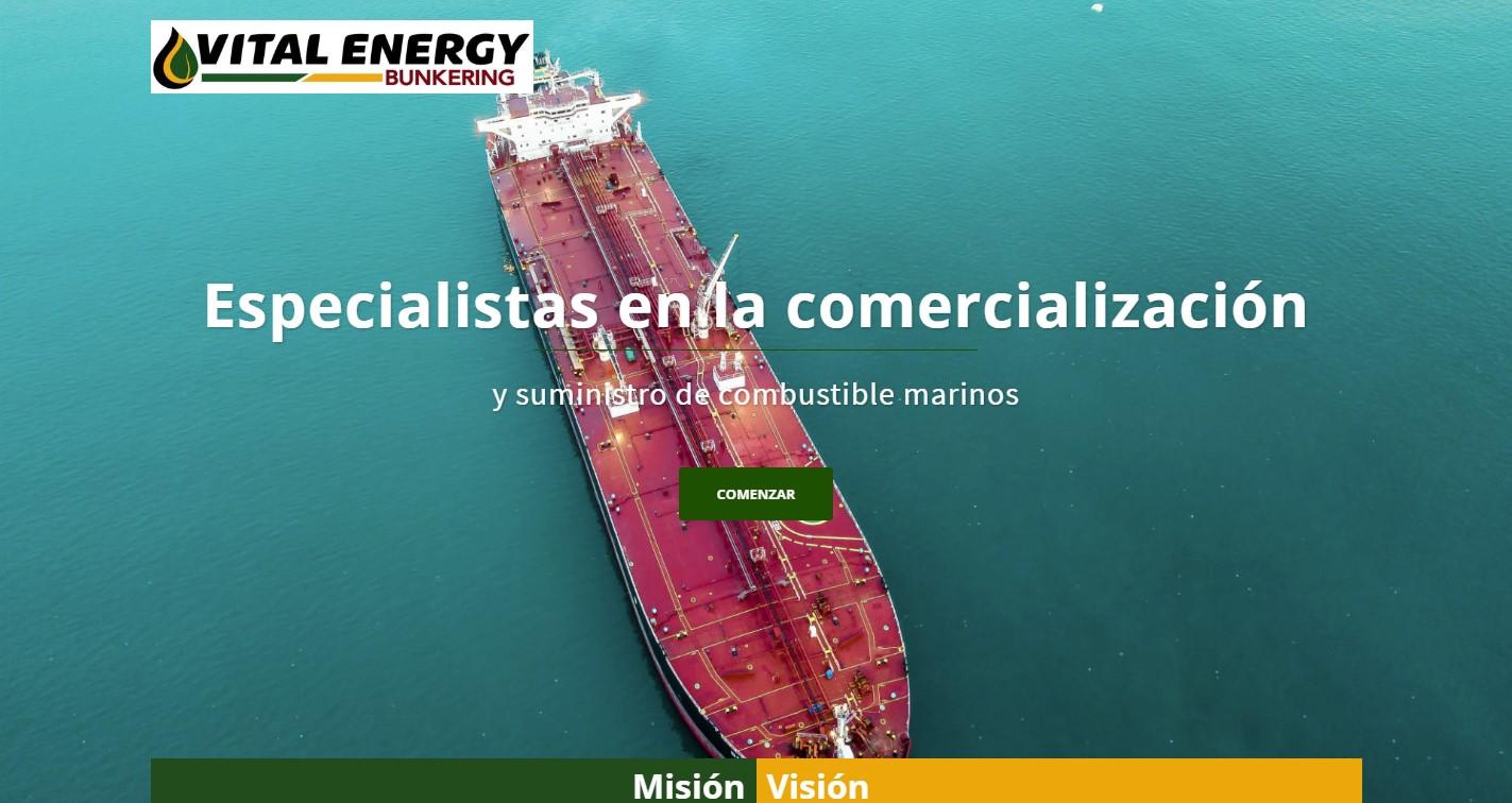 Proyecto Vital Energy Bunkering
